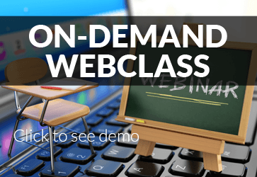 On-Demand Webclass Funnel